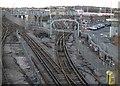 TQ2185 : Neasden Depot by Nigel Cox