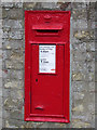 TL4551 : VR letterbox, Great Shelford by Keith Edkins
