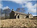 NY9442 : St John's Church, Rookhope : Week 10