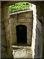 SX1255 : The Holy Well of Saint Sampson by Tony Atkin