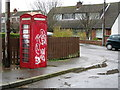 J5879 : Old telephone box, Donaghadee by Rossographer