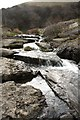 SN5065 : Stream at Morfa Mawr by Bob Jones