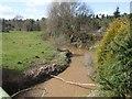 SO8686 : River Stour at Prestwood Bridge by John M