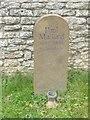 SU4092 : West Hanney Churchyard by John Firth