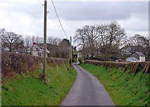 SN2943 : The hamlet of Groesffordd by Dylan Moore