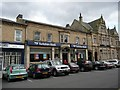 SE1422 : Yorkshire Bank, Bradford Road, Brighouse by Humphrey Bolton