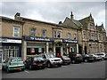 SE1422 : Yorkshire Bank, Bradford Road, Brighouse by Humphrey Bolton