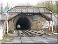 TQ4178 : Maryon Park tunnels by Stephen Craven