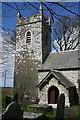 SX0771 : Helland Church by Tony Atkin