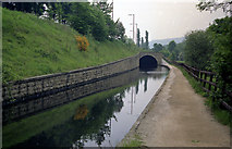 SE0026 : Fallingroyd Bridge, Rochdale Canal by Dr Neil Clifton