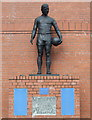 NS5564 : 1971 Ibrox Stadium Disaster Memorial by Thomas Nugent