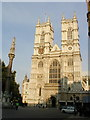 TQ3079 : Westminster Abbey by Row17