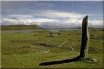 NR3691 : Cnoc  Eibriginn by Julian Paren
