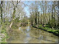 SP2050 : River Stour by Jonathan Billinger