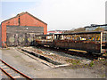 SN5881 : Vale of Rheidol Railway workshops by John Lucas
