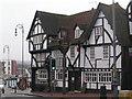 TQ5946 : Ye Olde Chequers Inn, Tonbridge by N Chadwick