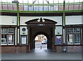 NS1968 : Wemyss Bay station by Thomas Nugent