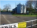 TL4265 : Westwick Farm by Hugh Venables