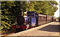 SC2068 : Isle of Man Railway, Port St Mary by Dr Neil Clifton