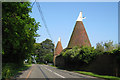 TQ9019 : The Old Oast/Bucklers Oast, Udimore Road, Rye, East Sussex by Oast House Archive