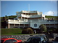 SX4753 : The Colonnade, Plymouth by Jayne Gould
