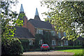 TR1252 : Kenfield Oast, Kenfield Lane, Petham, Kent by Oast House Archive