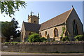 SP0943 : St Leonard's church, Bretforton by Roger Davies