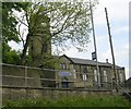 SE0819 : St Andrew's Church - Stainland Road, Stainland by Betty Longbottom