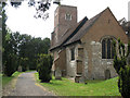 TQ2166 : St John's, Old Malden by Stephen Craven