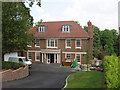 SU9893 : House on Dodds Lane, Chalfont St Giles by David Hawgood
