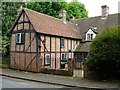 TL0841 : Tudor House, Haynes Church End by Robin Drayton