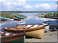 G8853 : Boats moored at Breffni Pier by Kenneth  Allen