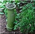 J3170 : Old Boundary Post, Grovelands Park, Belfast by Rossographer
