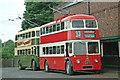 SO9491 : Belfast Trolleybus 246 at Black Country Living Museum : Week 23