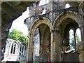 SU4508 : Netley Abbey - Netley by Colin Babb