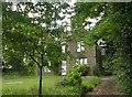 SE0636 : Cullingworth Vicarage - Halifax Road by Betty Longbottom