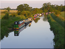 SU1260 : The Kennet and Avon Canal, Wilcot by Andrew Smith