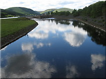 NT2723 : Yarrow Water at St Mary's Loch by Chris Wimbush