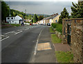 SS8985 : The A 4063 at Coytrahen by eswales