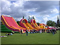 TL4558 : Inflatable slides by Keith Edkins