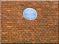 TQ2679 : Sir Malcolm Sargent's blue plaque, SW7 by Phillip Perry