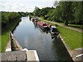 TQ0586 : Grand Union Canal at Denham Lock by Nigel Cox