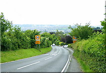 ST7267 : 2008 : Lansdown Lane by Maurice Pullin