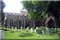 TR1865 : St Martin's Church, Herne, Kent by John Salmon