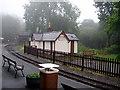 SH6541 : Tan-y-Bwlch Station, Ffestiniog Railway by John Lucas