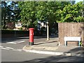 SZ0792 : Talbot Woods: postbox № BH3 266, Alyth Road by Chris Downer