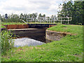 SE7444 : Swingbridge No 6, Pocklington Canal by Peter Church