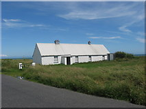 O1488 : Cottage at Lurganboy, Co. Louth by Kieran Campbell