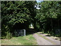 TL3156 : Yes you can go to Bourn on this bridleway by Keith Edkins