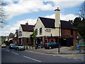 TQ4762 : The 'Bulls Head', Pratts Bottom, near Orpington by Dr Neil Clifton